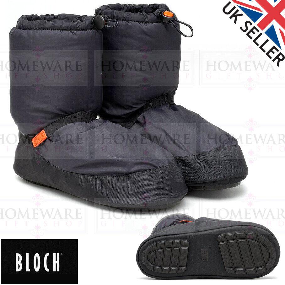 BLOCH WARM UP DANCE BOOTS LADIES MEN MULTI-FUNCTION BALLET BOOTIES UK2-UK9 IM019