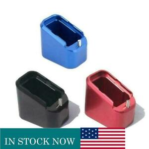 17 22 34 35 3 Tactical Magazine Extension Base Pad 3 Colors Rock Your Glock 4