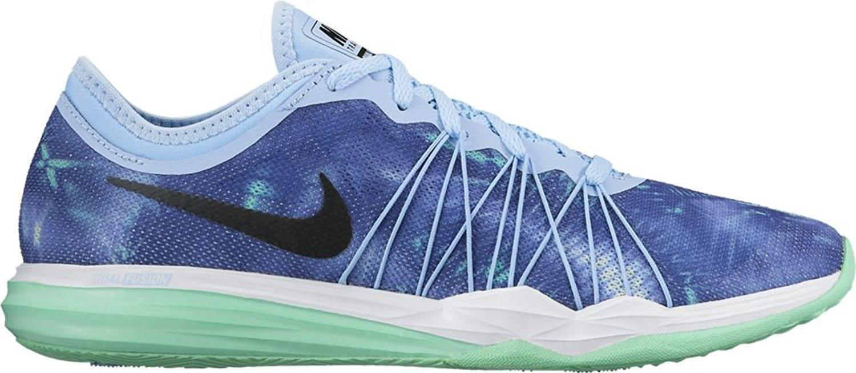 Womens Nike Dual Fusion Training Print Trainers 844667 401