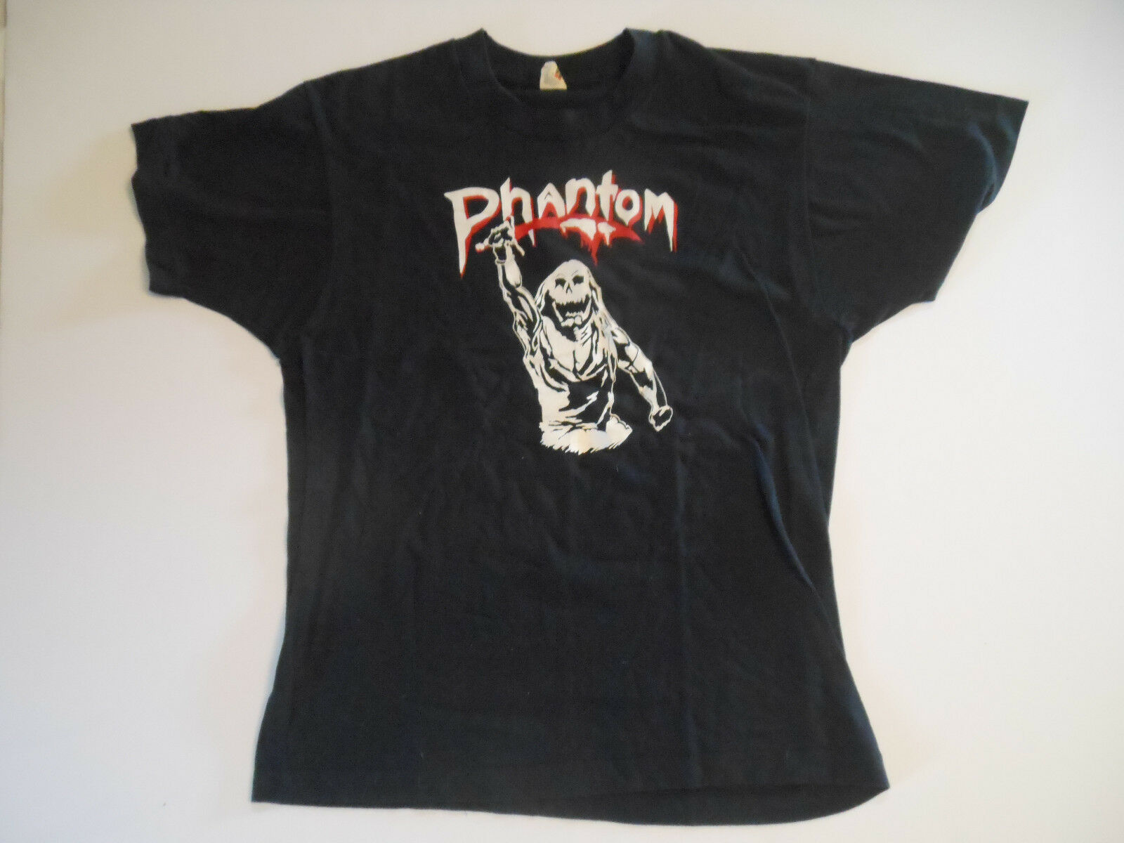 Phantom Don't care tour shirt Größe large