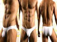 Men Sexy seamless underwear pants briefs U convex pouch briefs M-XL