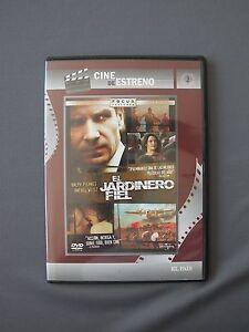 DVD-EL-JARDINERO-FIEL-Ralph-Fiennes-Rachel-Weisz-The-Constant-Gardener