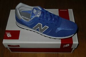 best service bbffb 692a6 Details about New Balance 373 Modern Classics Mens Royal Blue Suede Trainers