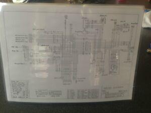 Suzuki Ts 250 Wiring Diagram Ebay