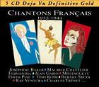 Chantons Francais 1925-1944 von Various Artists (2011)