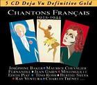 Chantons Francais 1925-1944 von Various Artists (2011)