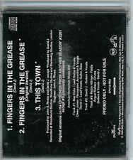 David J Fingers in the Grease US DJ CD Bauhaus