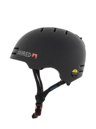 Shred Skihelm Fahrradhelm SLAM-CAP DIRT CREDIT CARD schwarz leicht