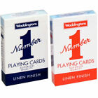 Waddingtons 007290 No.1 Classic Playing Cards - Blue