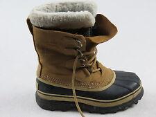 Womens Sorel Caribou Winter Boots Ladies US Size 5 Warm Snow
