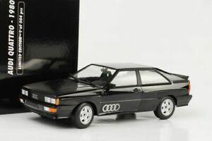 PROMO-AUDI-QUATTRO-COUPE-de-1980-au-1-18-de-Minichamps-155016121
