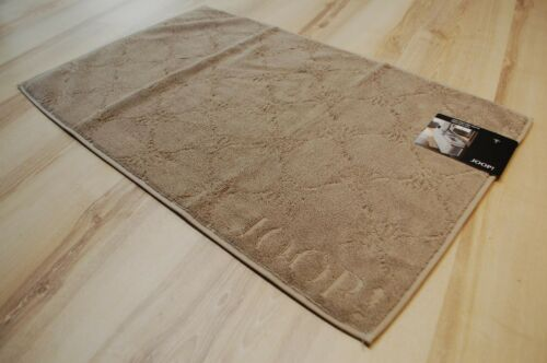 Joop! Tapis de bain Natte 1670 Uni-Cornflower 375 sable 50x80cm