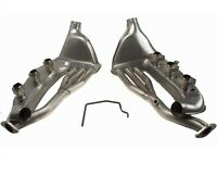 Porsche 911 Heat Exchanger Set Left & Right Side Stainless Steel Ssi 91.915ssi