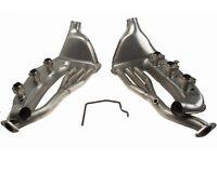 Porsche 911 Heat Exchanger Set Left & Right Side Stainless Steel Ssi 91.915ssi on sale