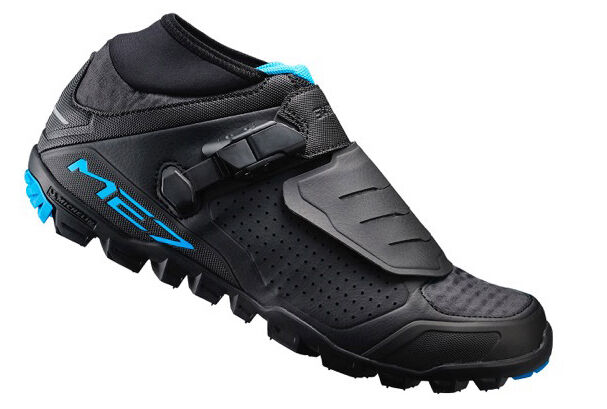 Shimano 2018 SH-ME7 Trial   Enduro MTB Bici de Montaña Zapatos Negros - 38 (Us