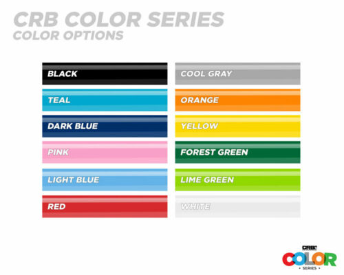 "CRB 7/'0/"" Med-Heavy Color Series Rod Blank IS701MH"
