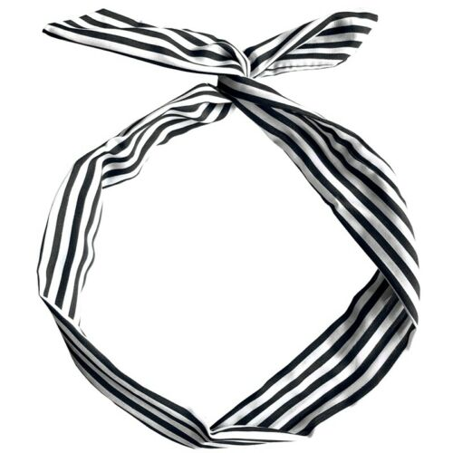 Hasenohren Haarband POLKA DOTS Draht Bunny Stirnband Kopfband Haarschmuck Neu