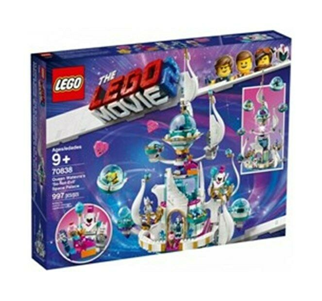 70838 Regina  Wello Ke Wuoglio e il palazzo spazial LEGO  scelta migliore