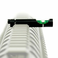 Conjoined Level Scope Mount With Spirit Bubble Level Integrated Anti-cant Mount