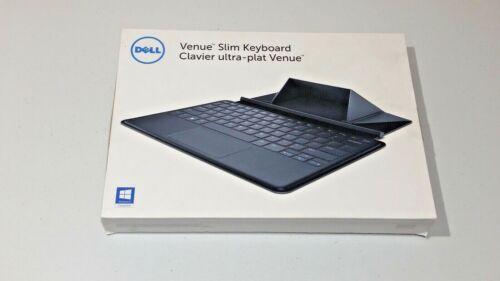Dell OEM Slim Tablet USA english Keyboard Venue 11 Pro Tablet K11A TY6PG Sealed