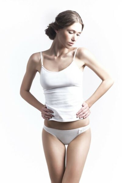 Uniconf 4-er Pack Damen Unterwäsche Tanga Slips Unterhosen Classic Bikini Spitze