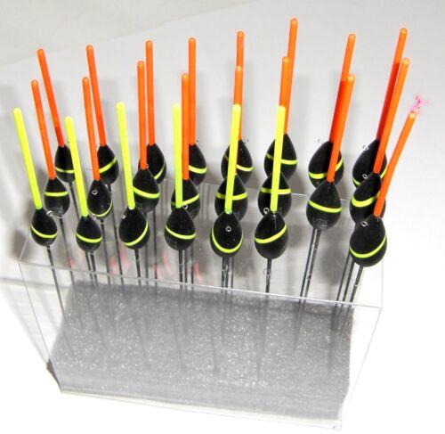 TAM Balsa Carbon Posen Sortiment 0,20 0,75 g Feststellposen Stippposen Sport #4