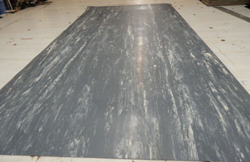 4/' x 4/' X 5//8/'/' Thick Marble Surface Anti Fatigue Matting Industrial Mats .