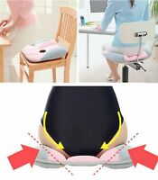 Popular Home Office Soft Hip Shaping Posture Correcting Seat Cushion Chair Pad