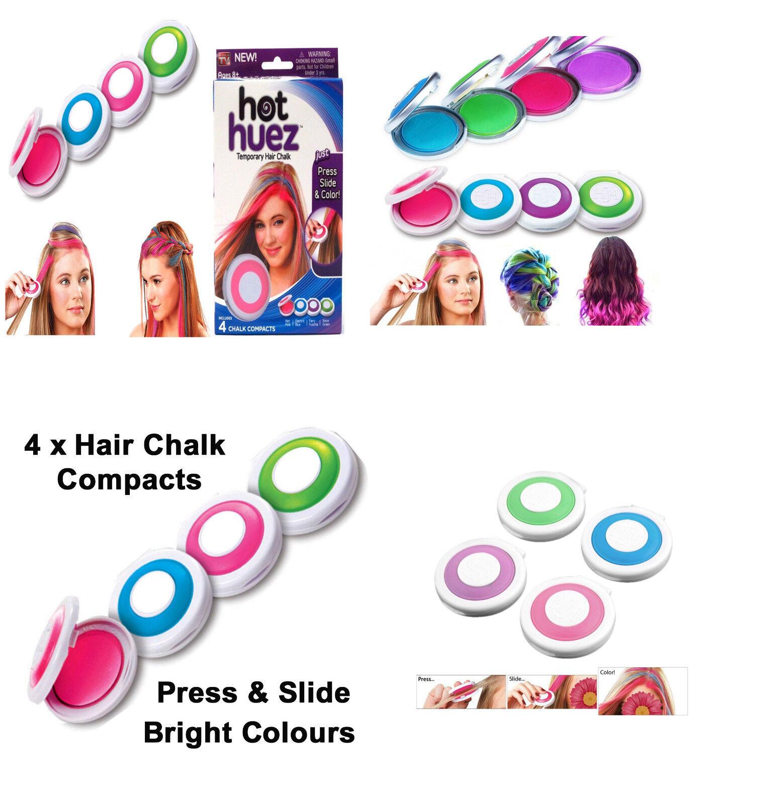 Hair Chalk Powder Fashion Christmas Diy Temporary Wash Out Dye Hair
