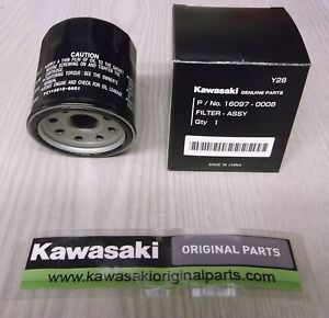 Kawasaki-Genuine-Oil-Filter-ZX6R-ZX10R-amp-Various-Bikes-Part-number-16097-0008