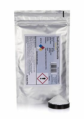 250g Sodium carbonate powder•soda ash•PH+•dye fixative•