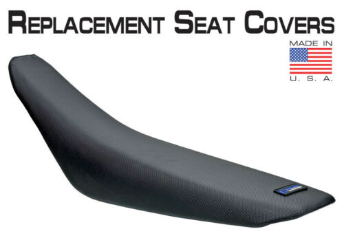 Cycleworks 36-71208-01 Gripper Black Seat Cover for 2008-09 Husqvarna Models