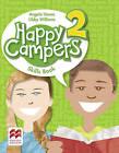 Happy Campers Level 2 Skills Book by Elizabeth Williams, Angela Llanas (Paperback, 2014)