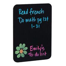 Flipside Black Dry Erase Board 9 X 12 Inches