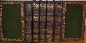 Rare 5 Books Antique 1806 Horace Walpole Royal Noble Authors England Scotland.. Books