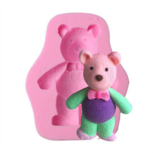 3D-Bear-Silicone-Fondant-Mold-Cake-Soap-Cookies-Chocolate-Baking-Mould-DIY-Tool