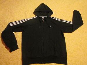 Grandes Capuche Noire Capuche Veste Noir Rares Adidas A Sweat à Kapuz Rare Noir IPO0qnwq
