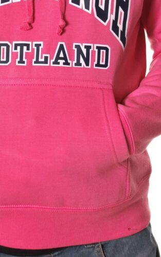 Size X Fuschia Scotland large Hoodie Top Edinburgh Gents 7fwYxW6Xqg