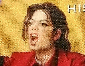 MICHAEL JACKSON a.k.a. JACKO*:  BLOOD ON THE DANCE FLOOR ,…