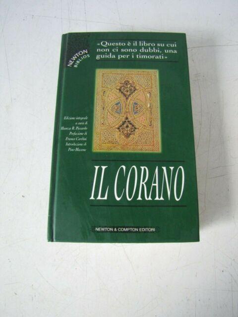 IL CORANO - H.R.PICCARDO - NEWTON &COMPTON