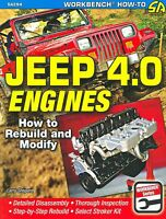 1987 91 92 93 94 95 96 97 98 99 05 06 Jeep 4.0 Engines-rebuild & Modify