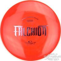 Orange Opto Falchion Fairway Driver 174g Latitude 64 Disc Golf Pink Stamp