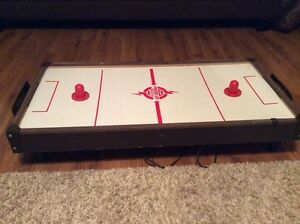 Image Is Loading Vintage Coleco Jet Air Hockey Table
