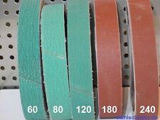 Neu, 5 er Pack Schleifband 760 x 40mm für Rohrbandschleifer , Edelstahl, Inox