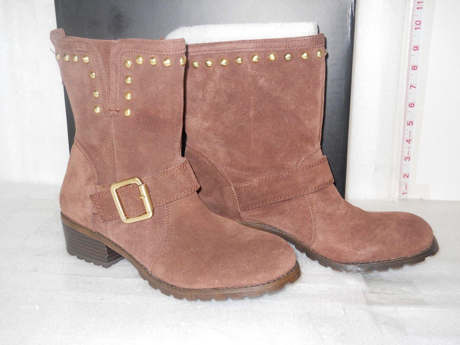 INC International Concepts Damenschuhe Henry Nutmeg Braun Fashion Stiefel 9 M Schuhes