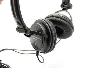DJ-Headphone-Studio-Monitor-Earphone-For-Sony-MDR-V150-150-NEW