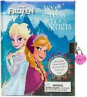 Disney Frozen Anna and Elsa's Book of Secrets: Keep Your Dreams and Secrets Under Lock and Key! by Parragon Books Ltd (Hardback, 2015)