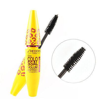 1X Curling Mascara Mascara Augen-Make up Kosmetik Volumenerweiterung Neu