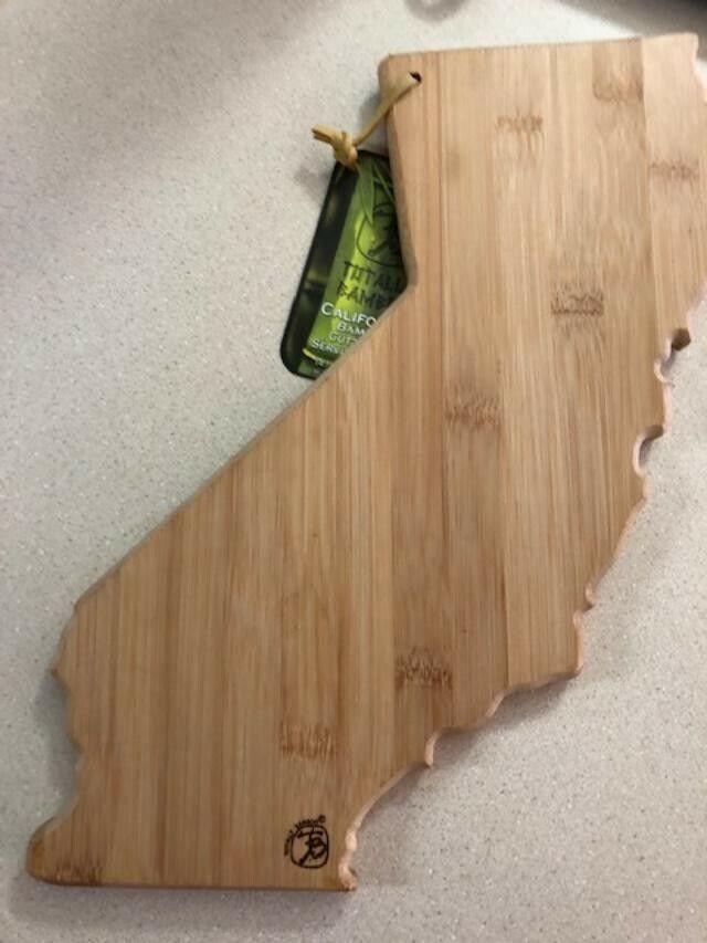 inches Quality Bamboo Cutting Board 9.5 x 13.25 x .625 or 9 1//2 x 13 1//4 x 5//8