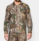 under armour UA Chesapeake Camo Shirt Men's Hunting Long Sleeve Shirt